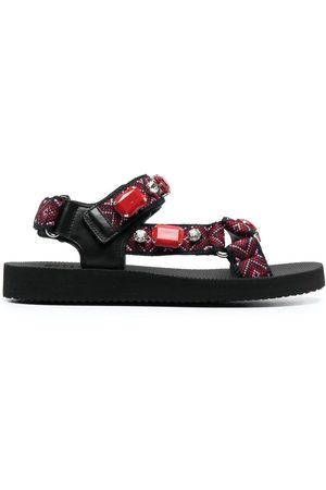 CAR SHOE Buckle-fastening sandals