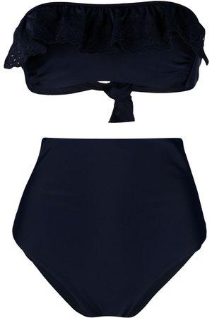 P.a.r.o.s.h. Niky lace-detail bikini