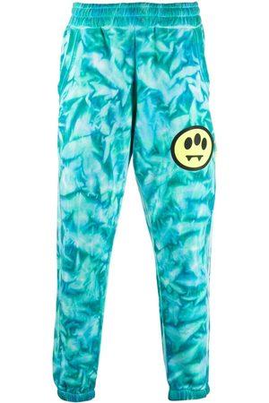 BARROW Pants con motivo tie-dye