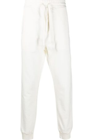 Nanushka Pants con logo bordado