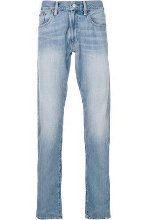 Polo Ralph Lauren Jeans slim con efecto lavado