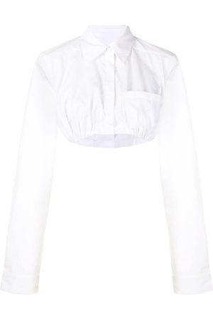 CHRISTOPHER ESBER Mujer Brasieres - Camisa con sujetador interno