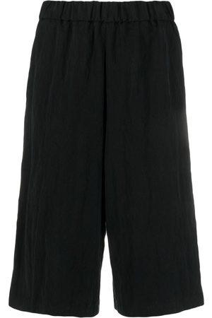 BARENA Shorts con pretina elástica