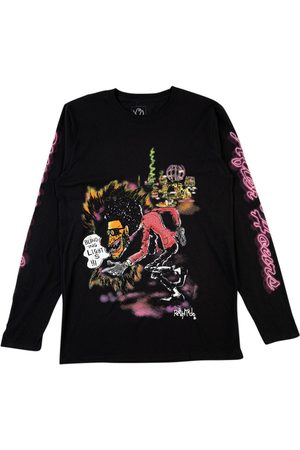 The Weeknd Camiseta Ready Made Blinding Lights L/S