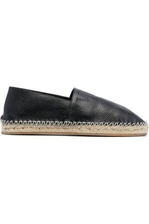 VALENTINO GARAVANI VLTN leather espadrilles