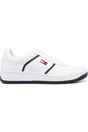 Tommy Hilfiger Leather low-top sneakers