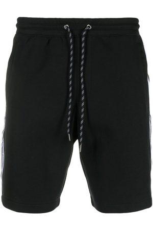Michael Kors Pantalones cortos de deporte con franja del logo