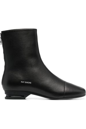 RAF SIMONS 2001-2 ankle boots