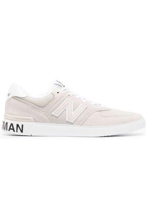 JUNYA WATANABE Panelled low-top sneakers