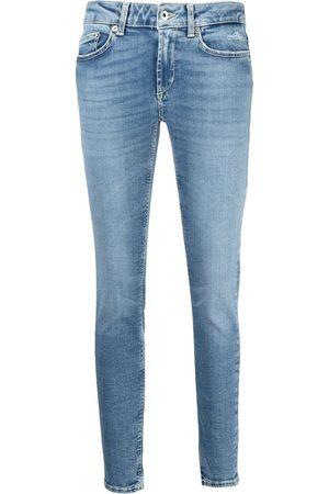 Dondup Skinny jeans con tiro bajo