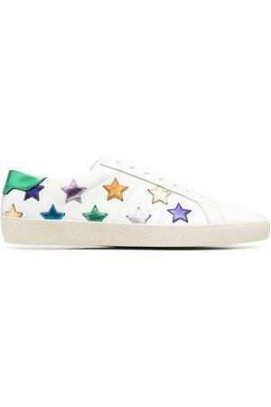 Saint Laurent Court Classic SL/06 star patch sneakers