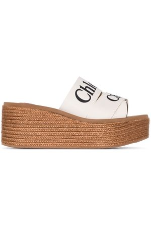 Chloé Woody 70mm sandals