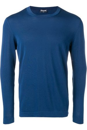 DRUMOHR Suéter tejido con cuello redondo
