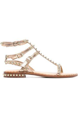 Ash Play stud-embellished sandals