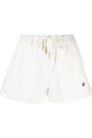 LORENA ANTONIAZZI Shorts deportivos con detalle de estrella
