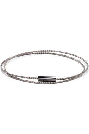Le Gramme Pulsera de cable triple