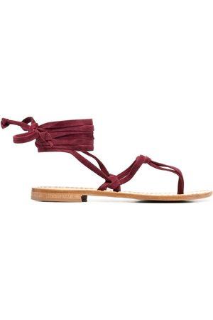 P.a.r.o.s.h. Sandalias con tira en el tobillo
