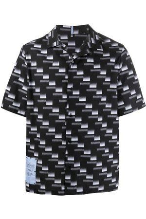 McQ Camisa con efecto degradado