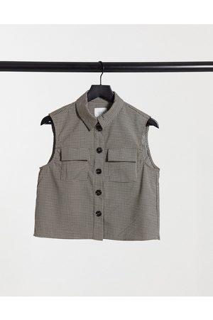 VILA Tailored vest co