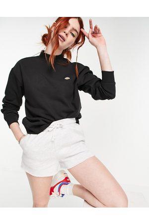 Dickies Oakport high neck sweatshirt in black