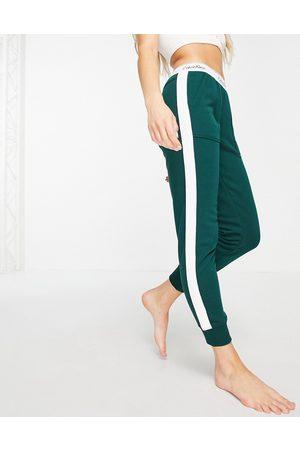 Calvin Klein Lounge jogger in green
