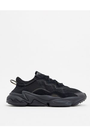 adidas Ozweego trainers in black