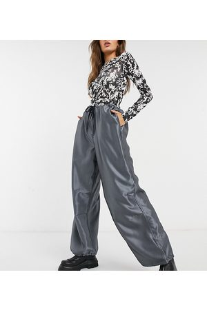 COLLUSION Baggy jogger in tonic