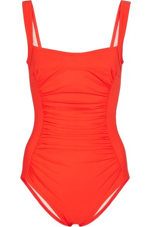 Karla Colletto Mujer Trajes de baño completos - Exclusive to Mytheresa – Basics ruched swimsuit