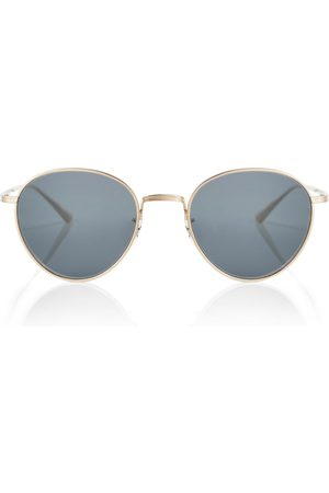 The Row X Oliver Peoples Brownstone 2 round sunglasses