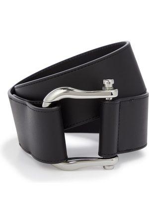 GABRIELA HEARST Mujer Cinturones - Saddle leather belt