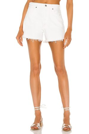 Citizens of Humanity Mujer Shorts - Marlow vintage fit short en color blanco talla 23 en - White. Talla 23 (también en 24, 25, 26, 27, 28