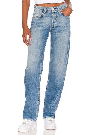 GRLFRND Mujer Jeans - Jean boyfriend bella en color azul talla 24 en - Blue. Talla 24 (también en 26, 25, 27, 28).