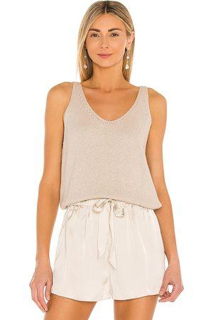 One Grey Day Camiseta tirantes orly en color neutral talla L en - Neutral. Talla L (también en XS, S, M).