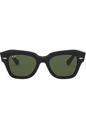 Ray-Ban Gafas de sol statestreet en color negro talla all en - Black. Talla all.