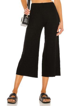 Lanston Mujer De vestir - Pantalón straight en color talla L en - Black. Talla L (también en XS, S, M).