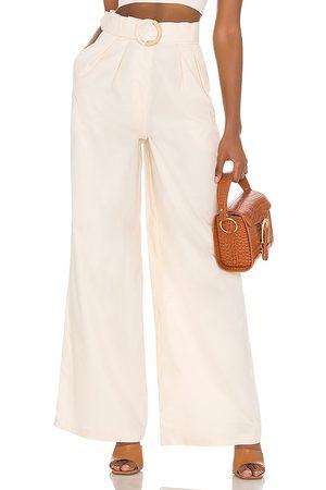 Song of Style Mujer De vestir - Pantalón lotte en color talla L en - . Talla L (también en XXS, XS, S, M, XL).