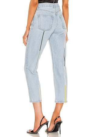 Still Here Mujer Jeans - Jean pierna recta tate en color azul talla 23 en - Blue. Talla 23 (también en 26, 24, 25, 27, 28).
