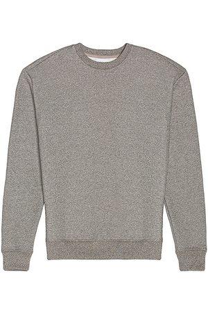 JOHN ELLIOTT Jersey cuello redondo oversized en color gris talla L en - Grey. Talla L (también en XS, S, M, XL).