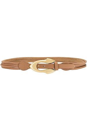 Lovestrength Cinturón somewhere en color bronce talla M/L en - Tan. Talla M/L (también en XS/S).