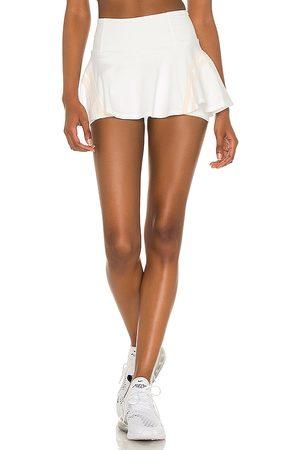 Free People Mujer De vestir - Falda-pantalón pleats and thank you en color talla M en - White. Talla M (también en S).