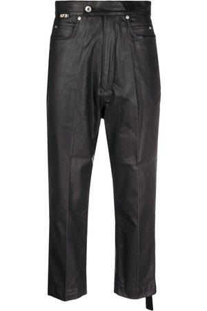 Rick Owens DRKSHDW Jeans capri con bolsillos