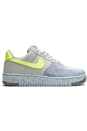 Nike Mujer Tenis - Tenis Air Force 1Crater Pure Platinum
