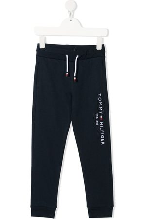 Tommy Hilfiger Niño Pantalones y Leggings - Pantalones de chándal Essential