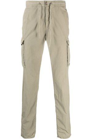 Incotex Pantalones cargo rectos