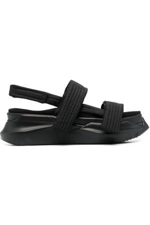 Rick Owens Slingback chunky sole sandals