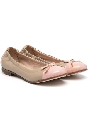 PèPè Niña Flats - Bailarinas con detalle de lazo
