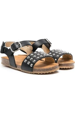 PèPè Studded buckled sandals