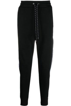 Michael Kors Pantalones de chándal con franjas del logo