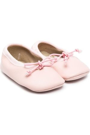 PèPè Niña Flats - Lace-up ballerina shoes