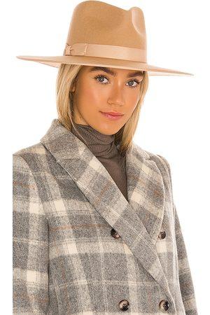 Lack of Color Mujer Sombreros - Sombrero en color bronce talla L en - Tan. Talla L (también en S, M).